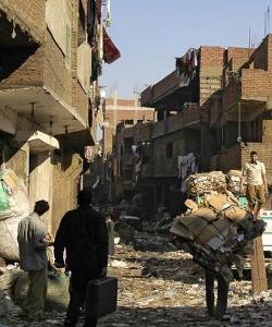 Rabia, miedo y dolor entre los cristianos coptos de Egipto