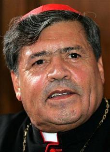 Cardenal Rivera: «Cristo sigue padeciendo en cada uno de sus miembros»