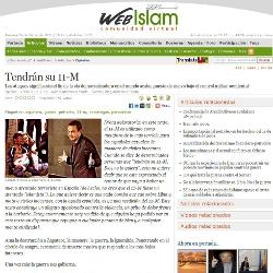 WebIslam publica un artículo en el que se asegura que Zapatero tendrá su 11-M por atacar Libia