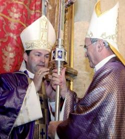 Mons. Raúl Berzosa toma posesión de la diócesis de Ciudad Rodrigo