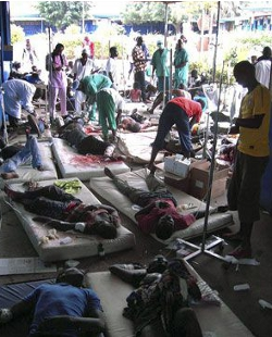 La Iglesia es testigo del sufrimiento de civiles en el conflicto armado de Costa de Marfil