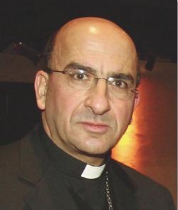 Mons. Fernando Chomali, nuevo arzobispo de Concepción en Chile