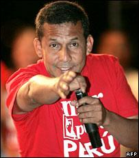 El lobby gay y organizaciones pro-abortistas peruanas apoyan a Ollanta Humala