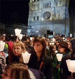 Francia prohibe rezar en la calle a los fieles de cualquier religión