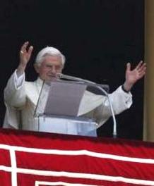 Roma se prepara para el último Ángelus de Benedicto XVI