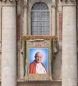 Una iglesia de Mallorca dedica la primera capilla al beato Juan Pablo II