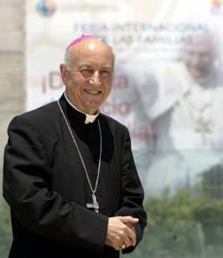 Los restos mortales del cardenal García-Gasco recibirán sepultura en la Catedral de Valencia, en la capilla de San José
