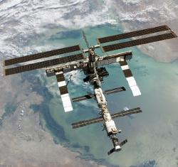 El Papa hablará vía satélite con la Estación Espacial Internacional