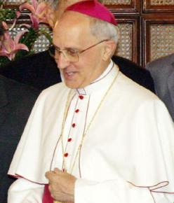 Mons. Fernando Filoni, nuevo Prefecto de la Congregación para la Evangelización de los Pueblos