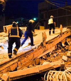 El Cardenal Rouco envía una carta de condolencia a Mons. Lorca Planes por el terremoto de Lorca