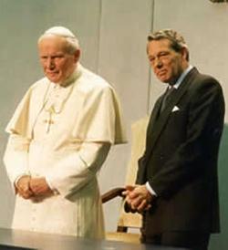 Juan Pablo II enseñó a los jóvenes lo que significa la expresión «Te quiero»