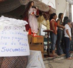 El Nuncio en Ecuador llama a los Heraldos del Evangelio a Quito para tratar la situación en Sucumbíos