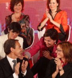 Rodríguez Zapatero reivindica como «históricas» las leyes de aborto y de matrimonio homosexual