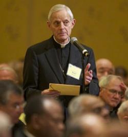 El Cardenal Wuerl anuncia la creación para este año del ordinariato de anglocatólicos en EE.UU