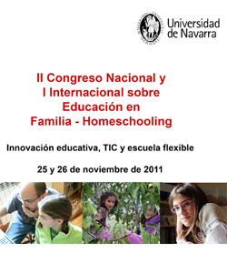 Expertos debatirán en la UNAV sobre homeschooling, escuela flexible y la ayuda de las TIC