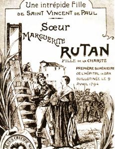 Beatificación de la religiosa Margarita Rutan, mártir en la persecución religiosa de la Revolución Francesa