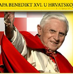 Radio María transmitirá el viaje del Papa Benedicto XVI a Croacia