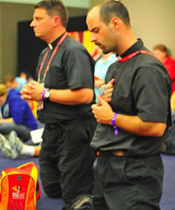 25.000 religiosos, sacerdotes y seminaristas participarán en la JMJ