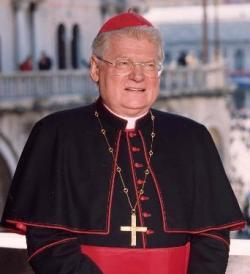 El cardenal Angelo Scola, nuevo arzobispo de Milán