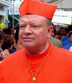 El cardenal Sandoval pide a los mexicanos que no elijan presidente «sólo porque está muy guapo»