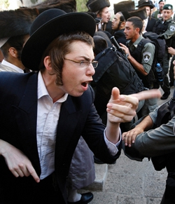 Judíos cristianos son acosados por judíos ultra-ortodoxos