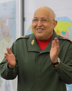 Chávez interviene en directo desde La Habana en una Misa que se celebrara en Nueva York por su salud