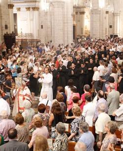 Nace en Valencia la congregración «Cooperatores Veritatis de la Madre de Dios»