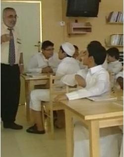 Los libros escolares en Arabia Saudí describen a los judíos como monos y a los cristianos como cerdos