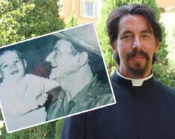 Un sacerdote nieto de John Wayne revela cómo fue la conversión de su abuelo al catolicismo