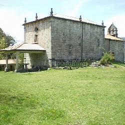 Asaltan la capilla de una parroquia en la localidad orensana de Lobios