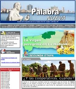 El director de la revista católica cubana «Palabra Nueva» pide a la dictadura más derechos políticos y religiosos