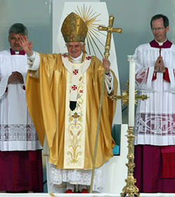 El Papa visitará a los presos de una cárcel el último domingo de Adviento