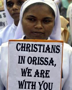 Se producen las primeras condenas por los actos violentos contra cristianos en Orissa