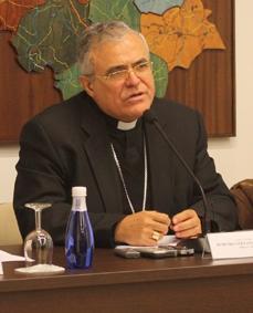 El obispo de Córdoba celebra el cursillo mil de Cursillos de Cristiandad en su diócesis