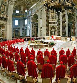El Papa convoca un consistorio el 22 de febrero del 2014 para crear nuevos cardenales