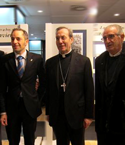 Mons. Pérez González: «Todas las épocas han tenido su crisis, por eso la fe es más importante que nunca»