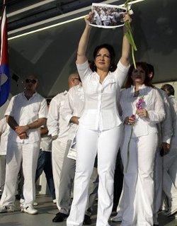 La dictadura cubana vuelve a detener a varias Damas de Blanco