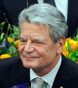 Un pastor luterano retirado, nuevo presidente de Alemania