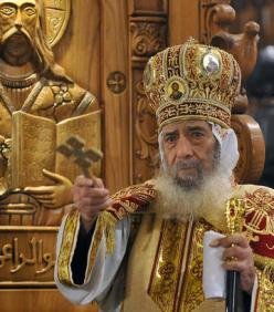 La Iglesia Copta egipcia anuncia una lista con diecisiete candidatos a suceder a Shenuda III