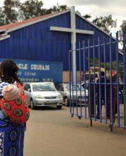 Atentado mortal en una iglesia protestante en la capital de Kenia