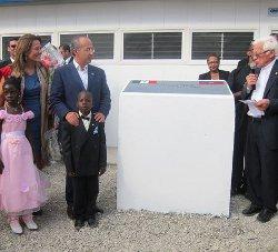 Mensajeros de la Paz inaugura un hogar-escuela en la capital de Haití