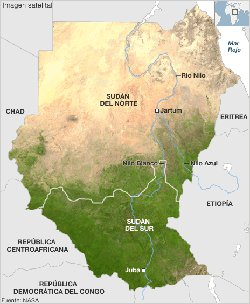 Cientos de miles de niños pueden morir en Sudán del Sur en los próximos meses