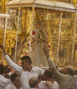 El Ayuntamiento de Almonte prevé la asistencia de casi un millón de personas para la Venida de la Virgen