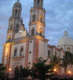 Ataque vandálico contra la Catedral Basílica de Nuestra Señora del Rosario en Sinaloa