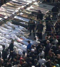 Oración continua y ayuno en medio del terror que asola Siria