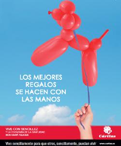 Más de un millón de personas pidieron ayuda a Cáritas en España el año 2011