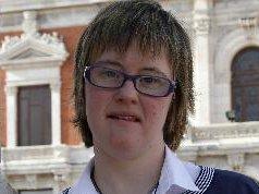 Ángela Bachiller podría ser la primer edil con Síndrome de Down en España