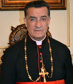 El Patriarca de Antioquía de los Maronitas recibe a una delegación de Hezbolá