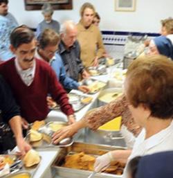 Cáritas Castilla-La Mancha advierte que si las administraciones no pagan sus recursos se agotan