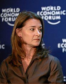 La esposa de Bill Gates gastará 450 millones de dólares para apoyar la anticoncepción en el mundo